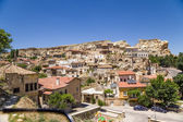 Cappadocia, Turkey. View of the old Urgup town — Stock Photo