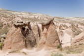 Cappadocia, Turkey. Figures of weathering in the  Devrent Valley — Stock Photo