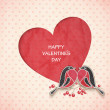 St. Valentine's Day card — Stock Vector #76274157