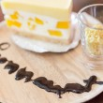 Mango peynirli kek — Stok fotoğraf #73337295