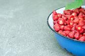 Strawberries ready to eat — Stock Photo
