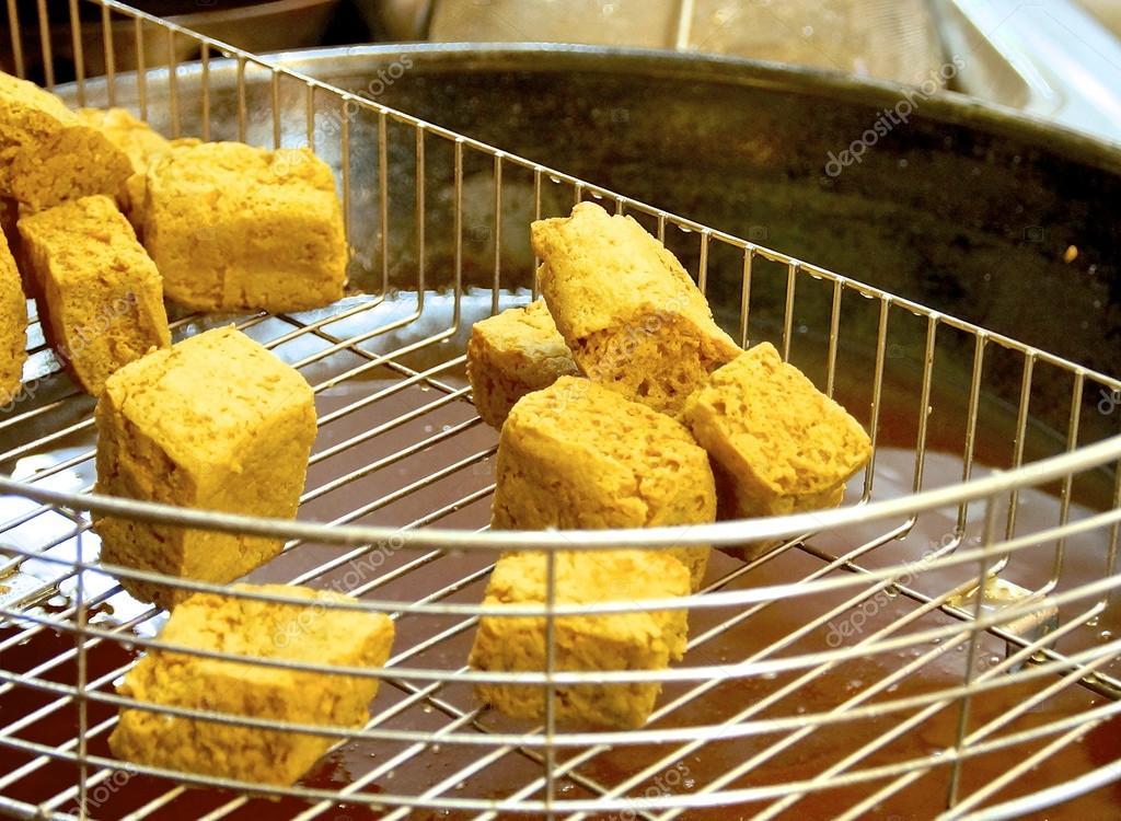 Stinky Tofu Recipe Stinky Tofu Very Famous
