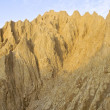 The close view of badland formations — Stock Photo #65572355