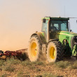 Tractor Plowing — Stock Photo #52519741