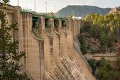 Dam of Loriguilla. Valencia. Spain — Stock Photo