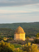 Calvary Chapel. Jerica. Castellon. Spain — Stock Photo