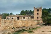 Farmstead of Fresh Water. Sagunto. Valencia. Spain — Zdjęcie stockowe