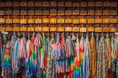 Praying tablets at Fushimi Inari shrine — 图库照片