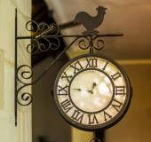 Vintage Outdoor Chime — Stock Photo