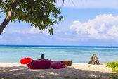Tropical coastline. — Stock Photo