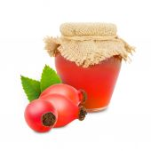 Rose hip product — Stock Photo