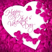 Сердце Дня святого Валентина — Стоковое фото