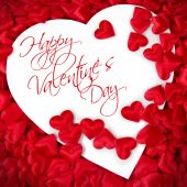 Valentine hjärta — Stockfoto