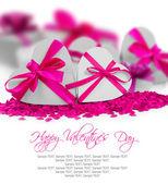 Valentine hearts — Stock Photo