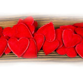 Valentine heart — Стоковое фото