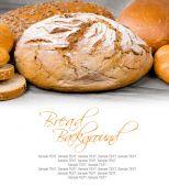 面包和馒头 — 图库照片