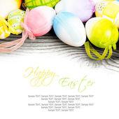 Easter eggs — Stok fotoğraf