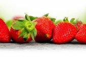 Fresas — Foto de Stock