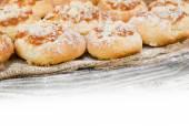 Apple cookies — Stock Photo