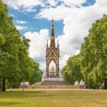 ������, ������: LONDON UK AUGUST 11 2014: Prince Albert memorial in Hyde park