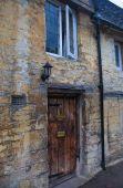 チッペナム、イギリス - 8 月 9 日 2014年: キャッスル ・ クーム、ユニークな古い英語村 — ストック写真