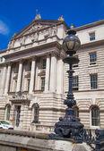 Londres, Reino Unido - 22 de julho de 2014: colagem de arte real em Londres — Fotografia Stock