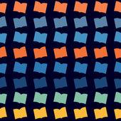Color book pattern — Vector de stock