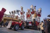 Karnaval Viareggio — Stok fotoğraf
