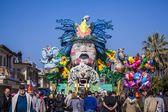 Carnival of Viareggio — 图库照片