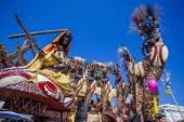 Carnival of Viareggio — Stock Photo