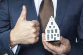 This house is ok — Stock Photo