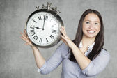 Remember about punctuality — Stock Photo
