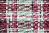 Fabric colorful plaid — Stock Photo