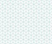 Hexagonal abstract  pattern — Stock Vector