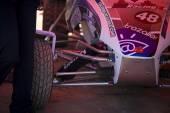"Granada, Espanha - 29 de março: Campeonato de Ii Autocross ""El Chaparr — Fotografia Stock"
