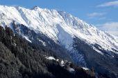 Mountain landscape in the Austrian Alps — Stock Photo