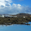 Geothermal bath Blue Lagoon in Iceland — Stock Photo #71130889