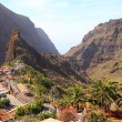 Masca village on the island of Tenerife — Stock Photo #56378557