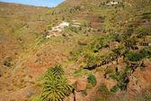 Masca village on the island of Tenerife — Foto de Stock