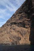 The Cliffs of Los Gigantes — Stock Photo
