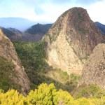 Landscape of the island of La Gomera — Stock Photo #59013627