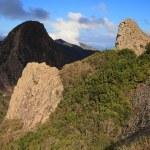 Landscape of the island of La Gomera — Stock Photo #59013761