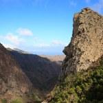 Landscape of the island of La Gomera — Stock Photo #59013815