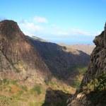 Landscape of the island of La Gomera — Stock Photo #59013823