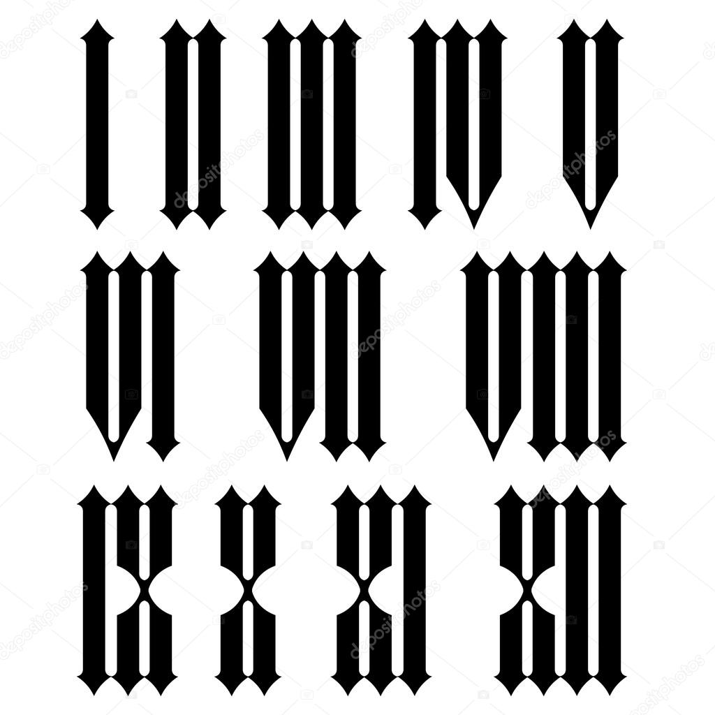 worksheet V Roman Numeral similiar vector roman numeral 2 keywords download numerals stock illustration 53734473