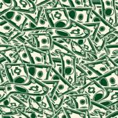 One dollar — Stock Vector