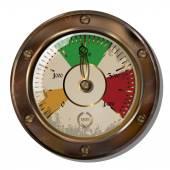 Measuring device — Stock Vector