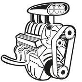 Moteur vectoriel — Vecteur