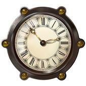 Staré hodiny — Stock vektor