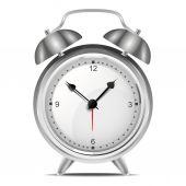 Alarm Clock Vector — Stock Vector
